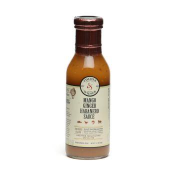 Mango Ginger Habenero Sauce