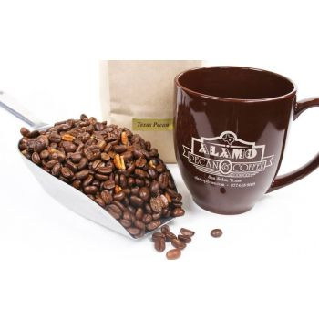 Texas Pecan Decaf Coffee