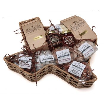 Texas Variety Basket