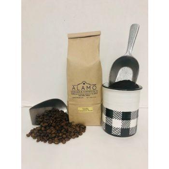Vanilla Cinnamon Pecan Coffee