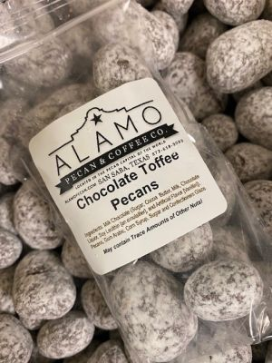 Snack Pack Chocolate Toffee