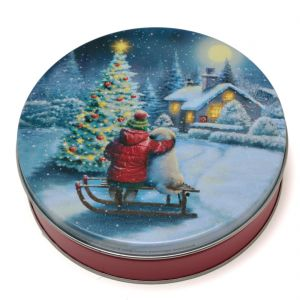 Decorative Gift Tin