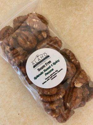 Snack Pack Splenda Sweet & Spicy Pecans