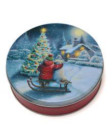 Decorative Gift Tin