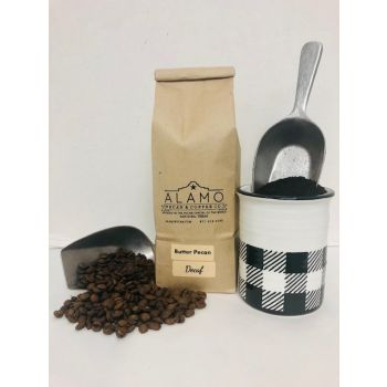 Butter Pecan Decaf Coffee