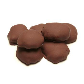 Chocolate Caramel Pecan Clusters