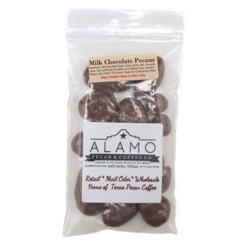 Snack Pack Milk Chocolate Pecans