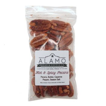 Snack Pack Hot & Spicy Pecans
