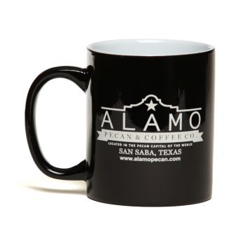 Alamo Pecan Coffee Mugs