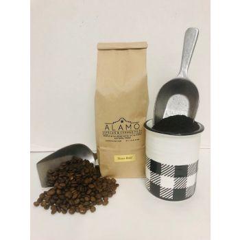 Texas Bold Coffee from Alamo Pecan & Coffee in San Saba, TX