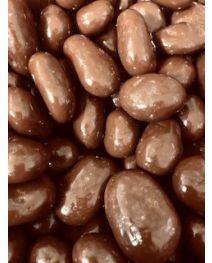 Milk Chocolate Honey Baked Pecan at Alamo Pecan & Coffee in San Saba, TX