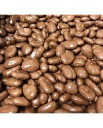 Milk Chocolate Honey Baked Pecans at Alamo Pecan & Coffee in San Saba, TX