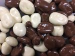 Chocolate/White Chocolate Mix Pecans