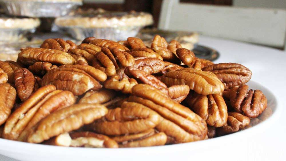 The Pecan, it's not just for holidays!