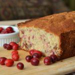 Cranberry-Pecan Breakfast Bread