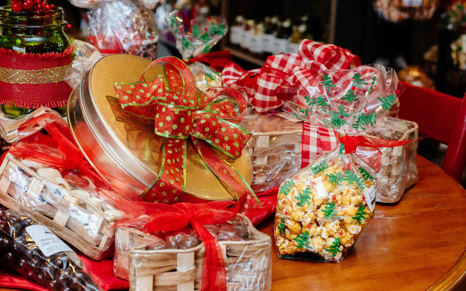 Alamo Pecan & Coffee Co. Gourmet Gift Guide